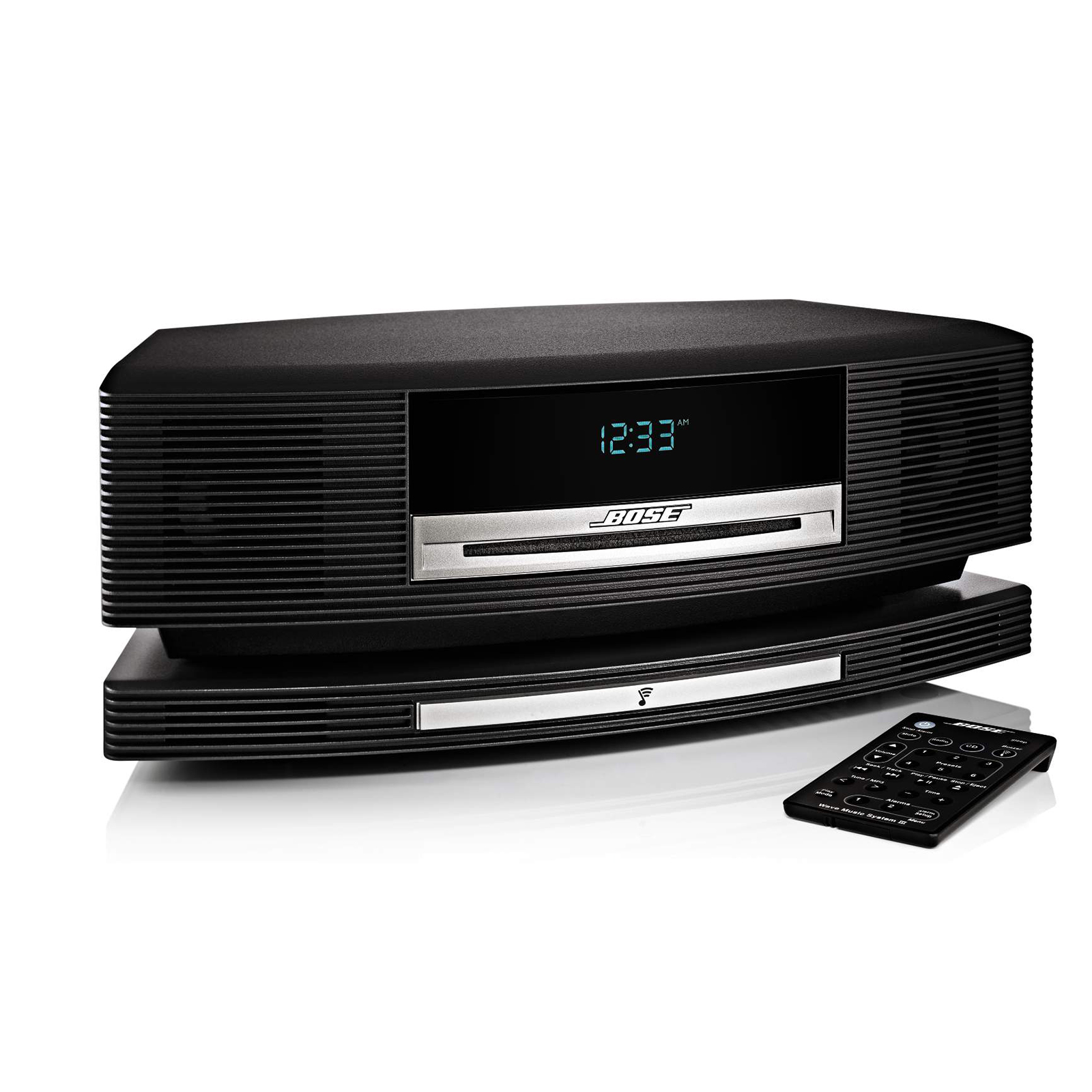 bose music system. streaming music. lifelike sound. bose music system
