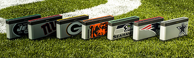 SoundLink BLUETOOTH speaker III - New NFL Collection. Jets, Giants, Packers, Bears, Seahawks, Patriots and Cowboys models available